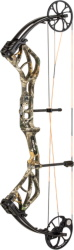 Bear Archery Species Compound Bow 70# Right Hand Realtree Edge