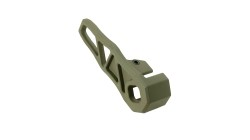 MIL-SPEC RECEIVER EXTENSION PLATE OD GREEN