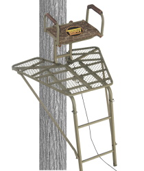 Treestand, Drawtight Cable System