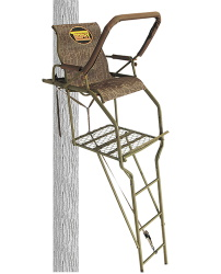 Treestand, Jaw Safety System